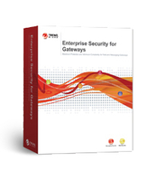 Trend Micro Enterprise Security f/Gateways, RNW, GOV, 101-250u, 36m, ENG