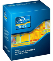 Intel Core ® T i3-4350 Processor (4M Cache, 3.60 GHz) 3.6GHz 4MB Cache intelligente Scatola processore