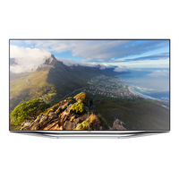 "Samsung UN60H7150AF 60"" Full HD Compatibilità 3D Smart TV Wi-Fi Nero, Argento LED TV"