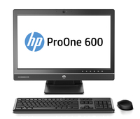 "HP ProOne 600 G1 3.1GHz i7-4770S 21.5"" 1920 x 1080Pixel Nero, Argento PC All-in-one"
