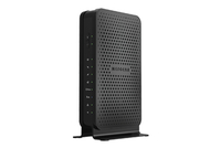 Netgear C3700-100NAS Dual-band (2.4 GHz/5 GHz) Gigabit Ethernet Nero router wireless