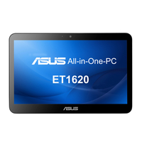 "ASUS ET ET1620IUTT-B009Q 2GHz J1900 15.6"" 1366 x 768Pixel Touch screen Nero PC All-in-one All-in-One PC"