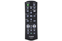 Canon RS-RC06 IR Wireless Pulsanti Nero telecomando