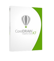Corel CorelDRAW Graphics Suite X7, DE