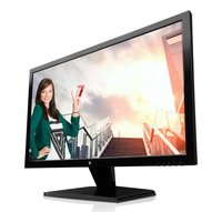 "V7 L27000WHS-9N 27"" Full HD Nero monitor piatto per PC LED display"