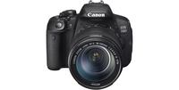 Canon EOS 700D + 18-135mm IS STM Kit fotocamere SLR 18MP CMOS 5184 x 3456Pixel Nero