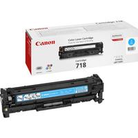 TONER CANON 718 CIANO LBP7200