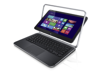 "DELL XPS 12 1.7GHz i5-4210U 12.5"" 1920 x 1080Pixel Touch screen Grigio, Argento Ibrido (2 in 1)"