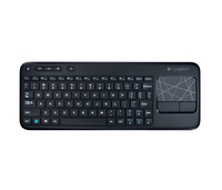 Logitech K410 RF Wireless Nero tastiera