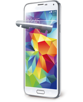 Cellularline Ok Display Invisible Easy Fix - Galaxy S5 G900 Pellicola protettiva con applicatore di precisione Trasparente