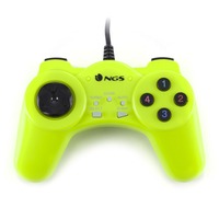 NGS Hornet Gamepad PC Verde