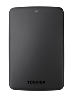 Toshiba Canvio Basics 2TB 2000GB Nero disco rigido esterno