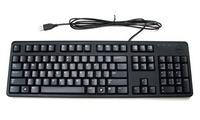 DELL DJ494 USB QWERTY US International Nero tastiera