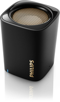 Philips BT100B Mono portable speaker 2W Nero altoparlante portatile