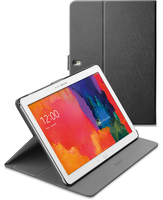 Cellularline Folio - Galaxy Note Pro 12.2 Custodia per tablet con innovativo stand multiangolo Nero
