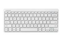 Samsung EJ-BT230 Bluetooth QWERTY Inglese Bianco tastiera per dispositivo mobile