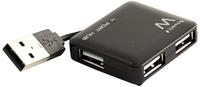 HUB USB 2.0, 4 PORTE EW1124