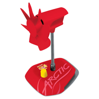 ARCTIC Breeze Country Metallico, Rosso, Giallo Ventilatore gadget USB