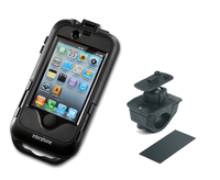 Cellularline SMIPHONE4 Motocicletta Passive holder Nero supporto per personal communication