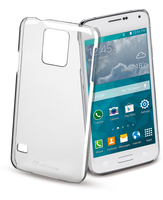 Cellularline Invisible - Galaxy S5 Mini Cover rigida trasparente, mantiene il design inalterato Trasparente