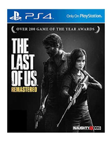 Sony Last of Us Remastered, PS4 videogioco