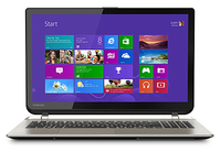 "Toshiba Satellite S55T-B5260 2.5GHz i7-4710HQ 15.6"" 1366 x 768Pixel Touch screen Oro Computer portatile"