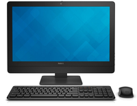 "DELL OptiPlex 9030 AIO + KB 3.2GHz i7-4790S 23"" 1920 x 1080Pixel Touch screen Nero PC All-in-one"