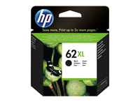 HP 62XL Black Ink Cartridge 12ml 600pagine Nero cartuccia d
