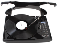 Bigben Interactive TD99 Belt-drive audio turntable Nero