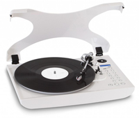 Bigben Interactive TD99 Belt-drive audio turntable Bianco