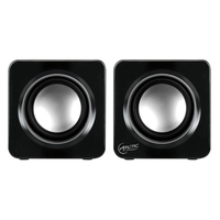 ARCTIC S111 BT Stereo portable speaker 4W Cubo Nero