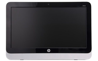 "HP 19-2113w 2.41GHz J1800 19.5"" 1600 x 900Pixel Nero, Argento PC All-in-one"