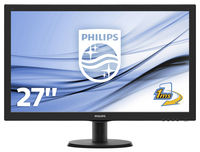 "MONITOR LED 27"" PHILIPS 273V5LHSB"