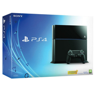 Sony PlayStation 4 Wi-Fi Nero
