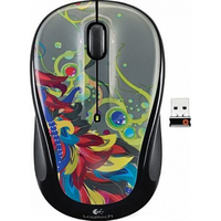 Logitech M325 RF Wireless Ottico 1000DPI Ambidestro Multicolore mouse