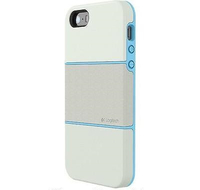 "Logitech Protection [+] 4"" Cover Blu, Bianco"