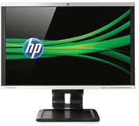 "HP Compaq LA2405x 24"" WUXGA TN Nero monitor piatto per PC"