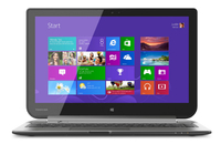"Toshiba Satellite Click W35Dt-ASP4302L 1GHz A4-1200 13.3"" 1366 x 768Pixel Touch screen Argento Ibrido (2 in 1)"