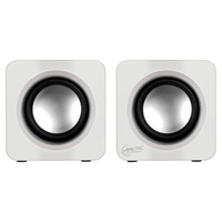 ARCTIC S111 BT Stereo portable speaker 4W Cubo Bianco