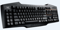 ASUS Strix Tactic Pro USB QWERTY Inglese Nero tastiera