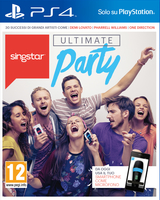 Sony SingStar: Ultimate Party PS4 Basic PlayStation 4 Tedesca videogioco
