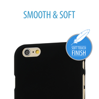 V7 Custodia Soft per iPhone® 6 Plus - Nero
