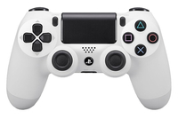 Sony DualShock 4, PS4 Gamepad PlayStation 4 Bianco