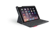 Logitech Type+ Bluetooth QWERTY Inglese UK Nero tastiera per dispositivo mobile