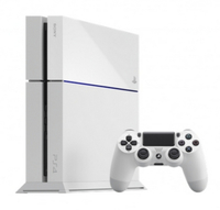 Sony Playstation 4 500GB 500GB Wi-Fi Bianco