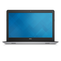 "DELL Inspiron 5545 1.9GHz A10-7300 15.6"" 1366 x 768Pixel Touch screen Nero, Argento Computer portatile"