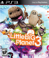 Sony Little Big Planet 3 PS3 Basic PlayStation 3 videogioco