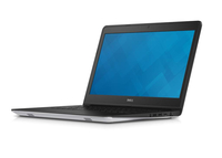 "DELL Inspiron 5545 1.8GHz A8-7100 15.6"" 1366 x 768Pixel Touch screen Nero, Argento Computer portatile"
