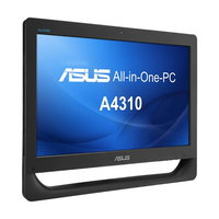 "ASUS A 4310-B004C 2.6GHz G2030T 20"" 1600 x 900Pixel Touch screen Nero PC All-in-one"