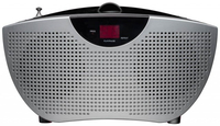 Bigben Interactive CD55 Nero, Grigio radio CD
